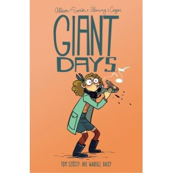 GIANT DAYS tom 6 Nie wariuj...
