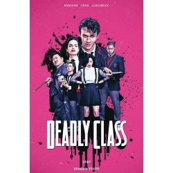 DEADLY CLASS tom 1 1987...