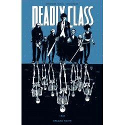 DEADLY CLASS tom 1 1987...