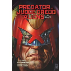 PREDATOR vs JUDGE DREDD vs...