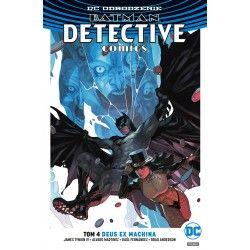 DC ODRODZENIE BATMAN...