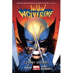 ALL-NEW WOLVERINE tom 1...