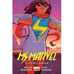 MS MARVEL tom 5 Supersławna