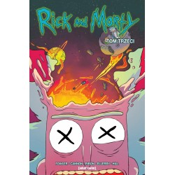 RICK I MORTY tom 3