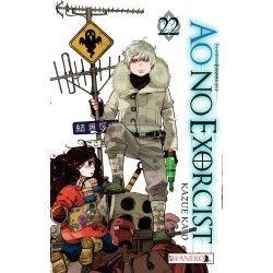 AO NO EXORCIST tom 22