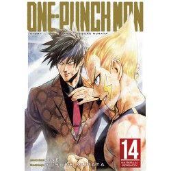 ONE-PUNCH MAN tom 14