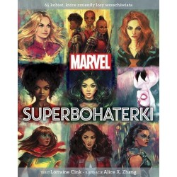 MARVEL SUPERBOHATERKI