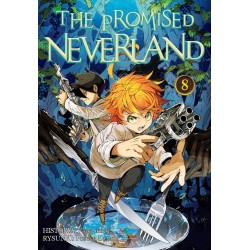 THE PROMISED NEVERLAND tom 8