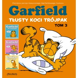 GARFIELD Tłusty koci trój...