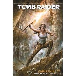 TOMB RAIDER tom 1 Zarodnik