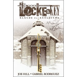 LOCKE & KEY tom 4 Klucze do...