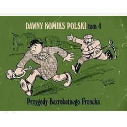 DAWNY KOMIKS POLSKI tom 4