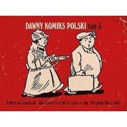 DAWNY KOMIKS POLSKI tom 3