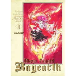 MAGIC KNIGHT RAYEARTH tom 1