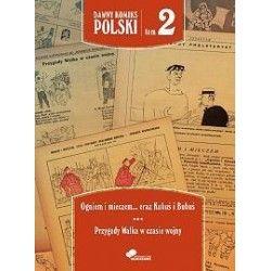 DAWNY KOMIKS POLSKI tom 2