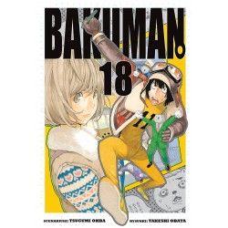 BAKUMAN tom 18