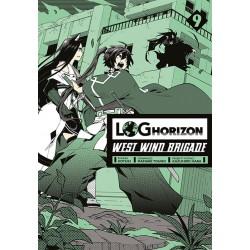 LOG HORIZON West Wind...