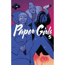 PAPER GIRLS tom 5