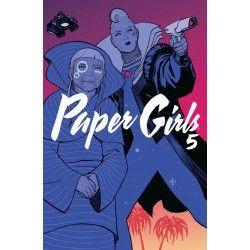 PAPER GIRLS tom 5
