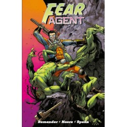 FEAR AGENT tom 1