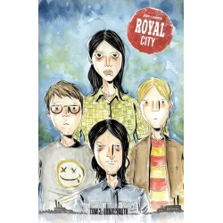 ROYAL CITY tom 2 Sonic youth
