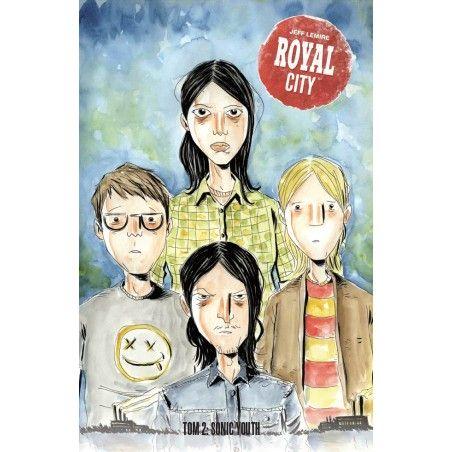 ROYAL CITY tom 2 Sonic youth