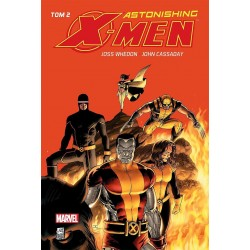 ASTONISHING X-MEN tom 2