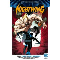 DC ODRODZENIE NIGHTWING tom...