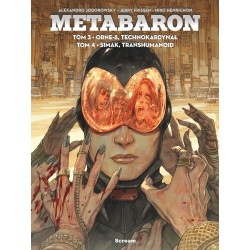 METABARON tom 3-4 Orne-8,...