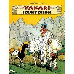 YAKARI tom 2 Yakari i biały...