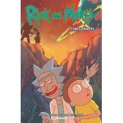 RICK I MORTY tom 4